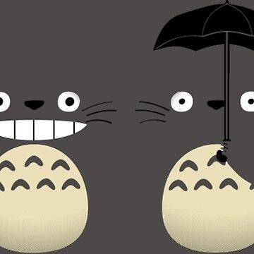 Totoro's Faces by Prander84
