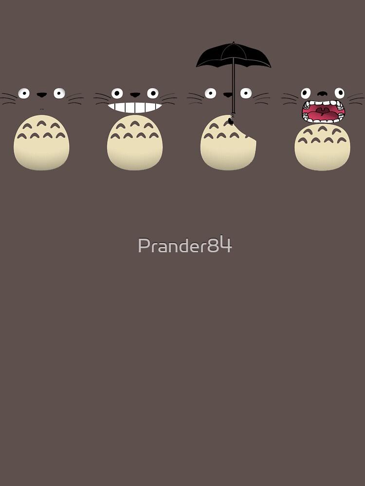 Totoro's Faces | Unisex T-Shirt