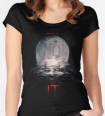 It Pennywise Women's Fitted Scoop T-Shirt