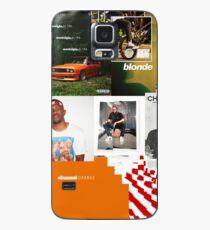 The Evolution of Frank Ocean Case/Skin for Samsung Galaxy
