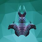 TBlade Low Poly Art by giftmones