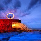 Fire in the Hole by David Haworth