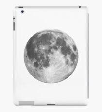 Full Moon Phase iPad Case/Skin