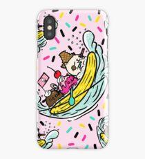 Banana Pirates iPhone Case