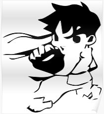 chibi Ryu Poster