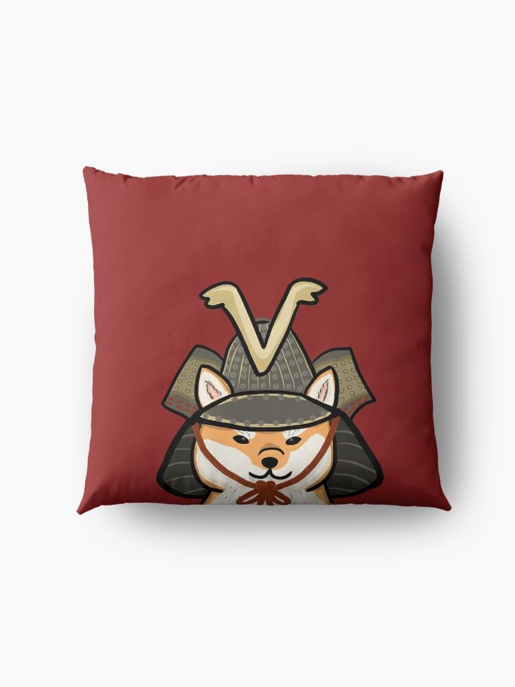 Alternate view of Shiba Inu Floor Pillow