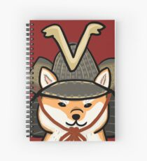 Shiba Inu Spiral Notebook