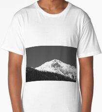 Austrian Alps mountain peak Long T-Shirt