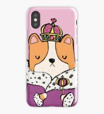 Queen Corgi iPhone Case/Skin