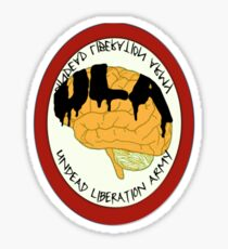 Undead Liberation Army Sticker