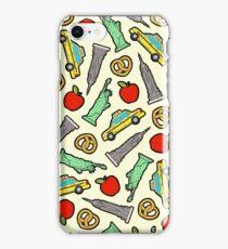 New York, New York Pattern iPhone Case/Skin