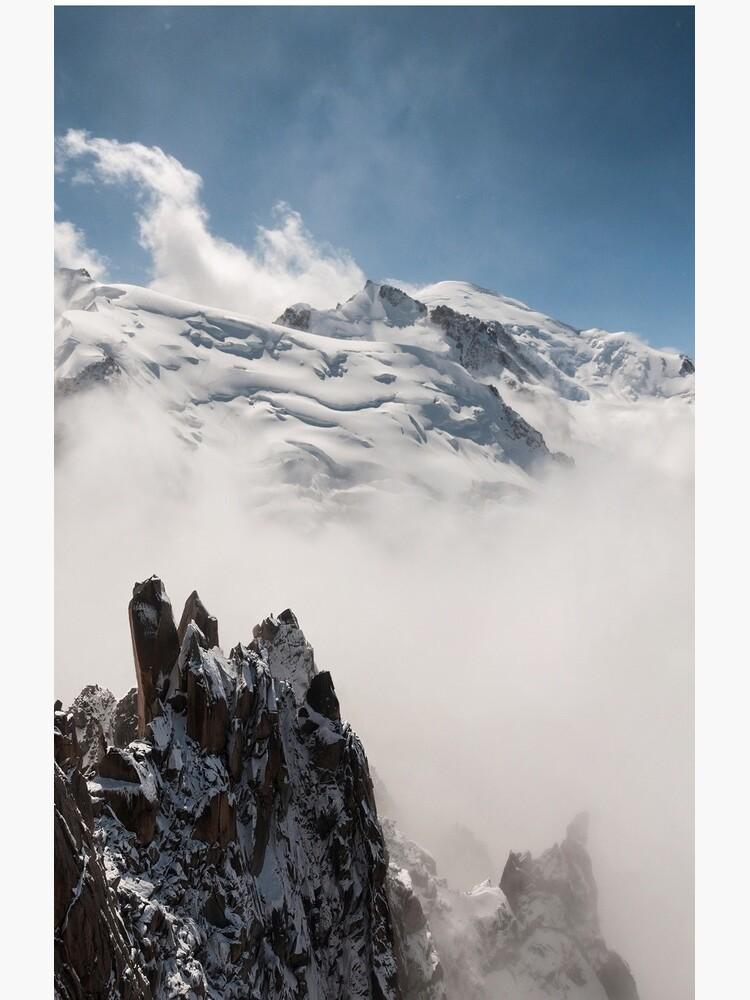Mont Blanc by imaruseru