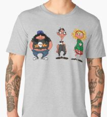 Bernard, Laverne and Hoagie Men's Premium T-Shirt