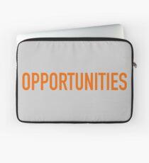 Opportunities Laptop Sleeve