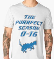Motor City Kitties Perfect Season Men's Premium T-Shirt