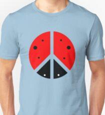 Ladybug Peace Unisex T-Shirt