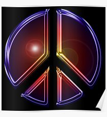 Reflections of Peace  Poster