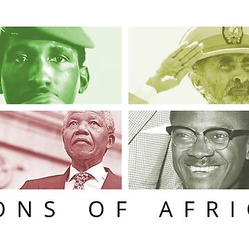 SONS OF AFRICA by Indayahlove