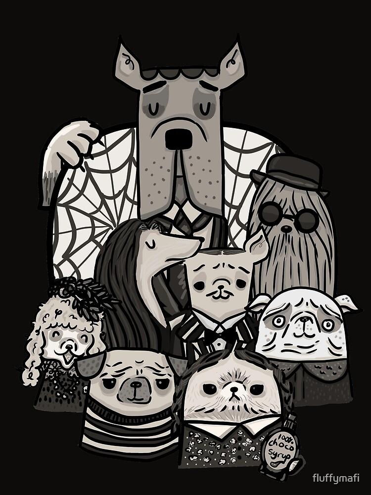 The Addams Family by fluffymafi