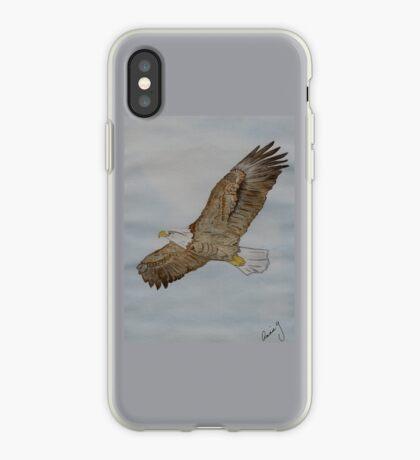 The Bald Eagle iPhone Case