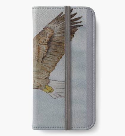 The Bald Eagle iPhone Wallet