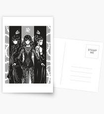 Three Dark Crowns Postcards