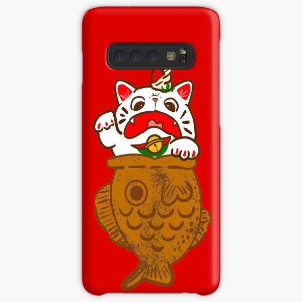 Taiyaki Neko Samsung Galaxy Snap Case