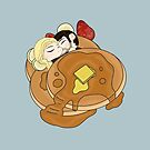 CaptainSwan Pancakes by CapnMarshmallow