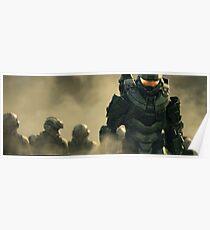 """Spartan 117 """"Demon"""" Poster"""
