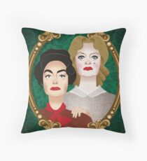 Baby Jane Throw Pillow