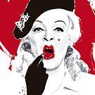 Baby Jane lipstick by Alejandro Mogollo Díez
