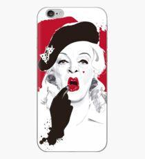 Baby Jane lipstick iPhone Case