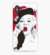 Baby Jane lipstick iPhone Case/Skin