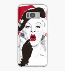 Baby Jane lipstick Samsung Galaxy Case/Skin
