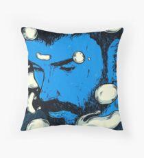 Strange Entity,  Throw Pillow