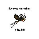 I Love You More Than a Dead Fly by Sam  Knight