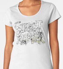 STREET FIGHTER (1994) by Bobby Women's Premium T-Shirt