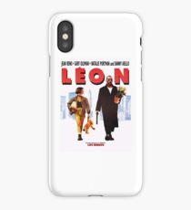 Léon iPhone Case/Skin