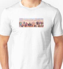 The Office Cast Mural Unisex T-Shirt