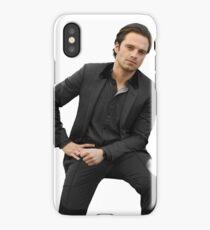 Sebastian Stan iPhone Case/Skin