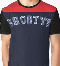 Shorty's Bar Shirt Graphic T-Shirt
