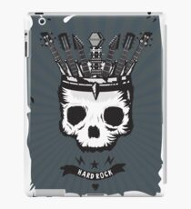 The King of Hardcore iPad Case/Skin