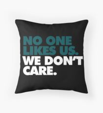 Philly Over Everything Throw Pillow