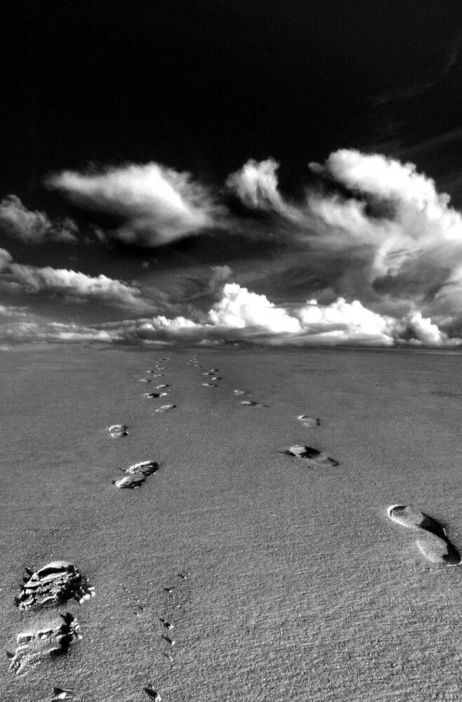 footsteps........... by igotmeacanon