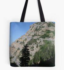 Mountain Pine Tote Bag