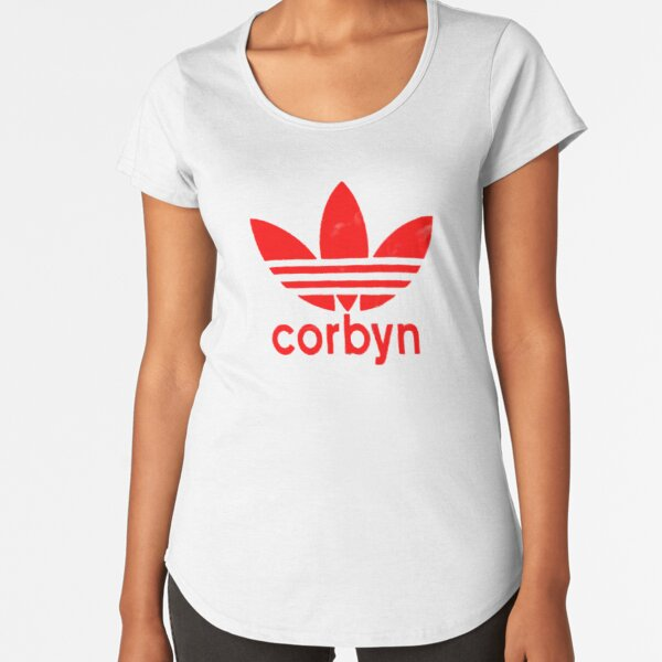 Corbyn Premium Scoop T-Shirt