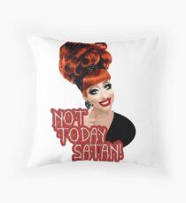 Bianca Del Rio, 'Not Today, Satan!' RuPaul's Drag Race Queen Throw Pillow