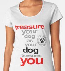 I LOVE MY DOG Women's Premium T-Shirt