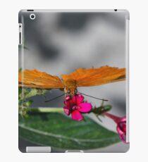 Butterfly Macro iPad Case/Skin