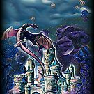 The Dragon and the Castle by Edgot Emily Dimov-Gottshall
